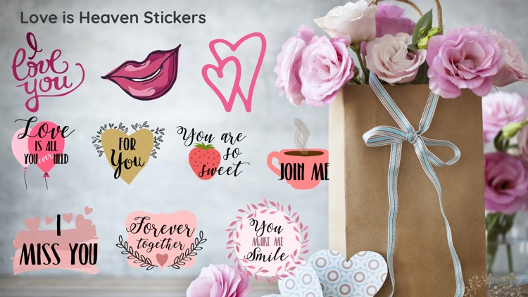 Love Valentine's Days Sticker screenshot-0