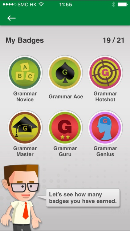 Johnny Grammar Word Challenge screenshot-3