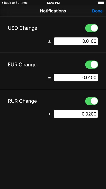 Belarus Stocks Basic screenshot-3