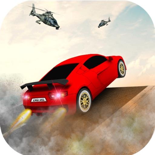 Vertical Ramp Stunts: Car Driv