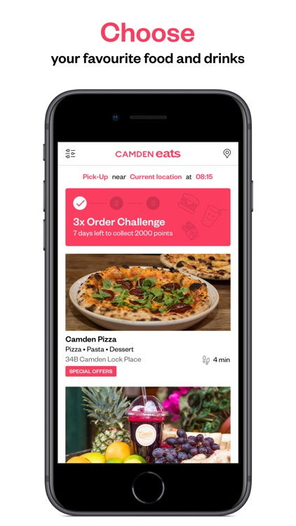 Camden Eats – Food takeaway screenshot-3