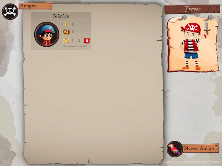 Trevor y la Aventura Pirata screenshot-2