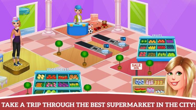 Crazy Supermarket Shopping!