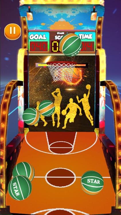 Super Dunk Basketball Machine screenshot-3