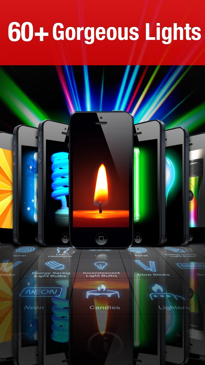 Flashlight ∞ Screenshot