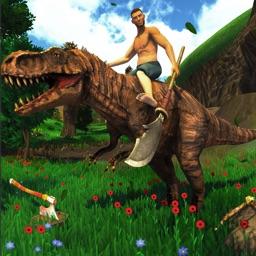 Dinosaurs Survival Island 3D