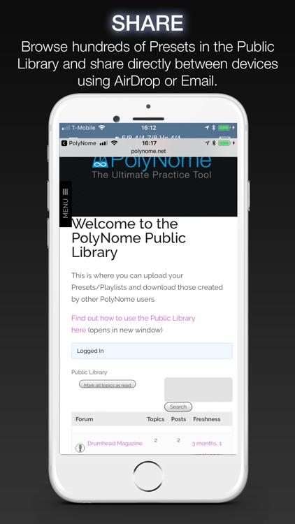 PolyNome: screenshot-4