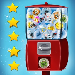 Super Toy and Candy Prize Machine - Free Fun Matching Game