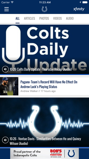best authentic 73dd8 75dab Indianapolis Colts on the App Store
