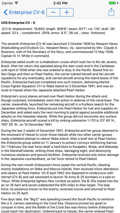 US Navy Aircraft Carriersのおすすめ画像4