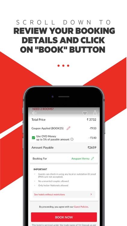 OYO - Hotel Booking App screenshot-3