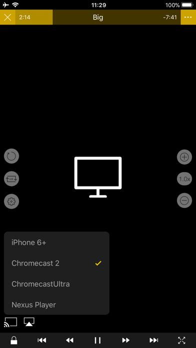nPlayer Plus ScreenShot4