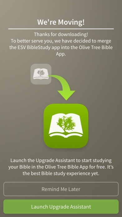 ESV Bible Bundle by Olive Tree screenshot one