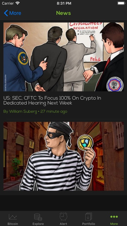 Crypto Currency -Bitcoin Price screenshot-3