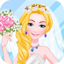 安吉拉公主的婚礼-快来帮我打扮化妆吧!