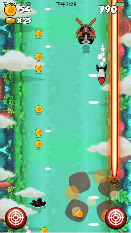 幸运飞艇-BoatRush screenshot-2