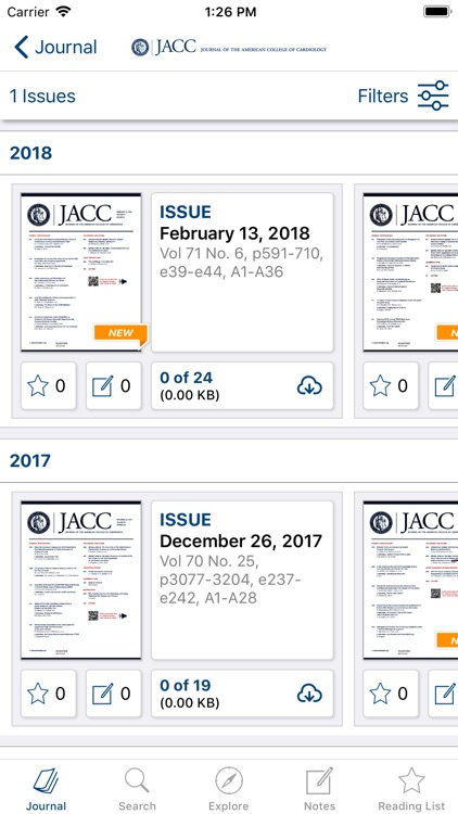 JACC Journals screenshot-3