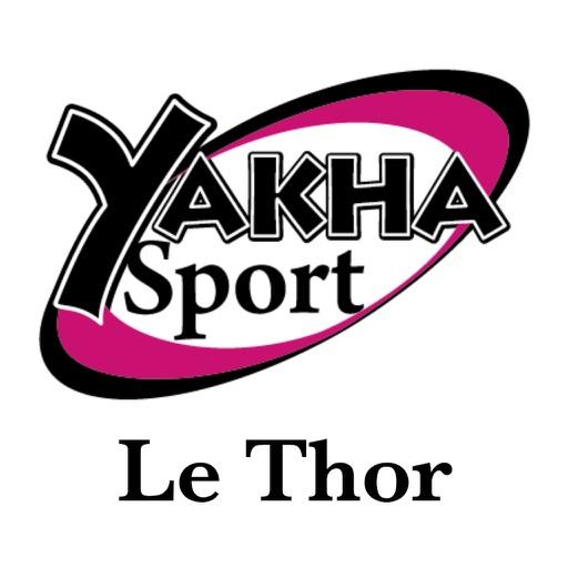 Yakha Sport Le Thor iOS App