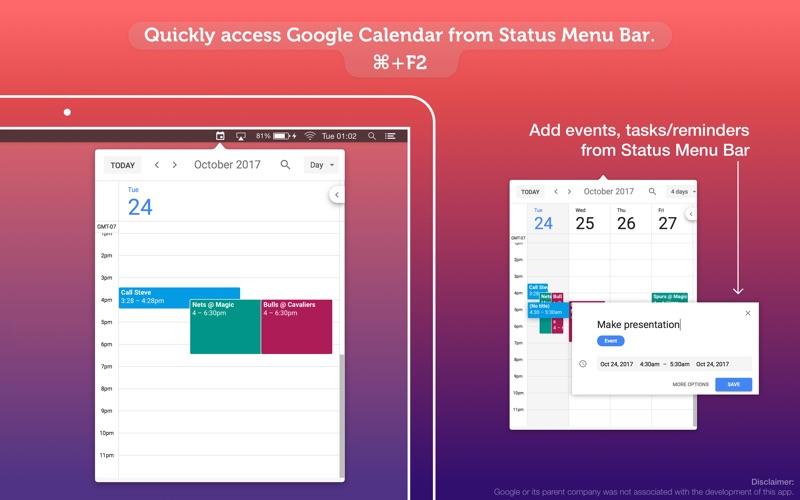 CalendarPro Screenshots