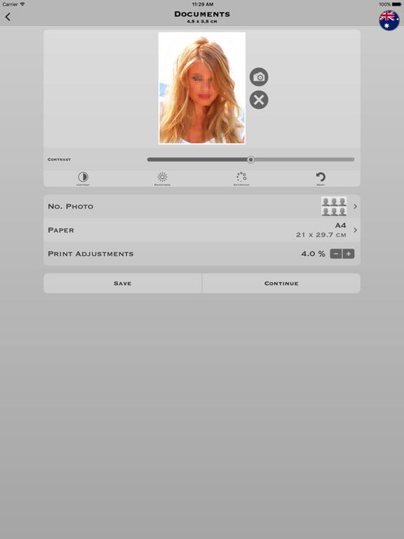 Passport Id Photos Pro Screenshots