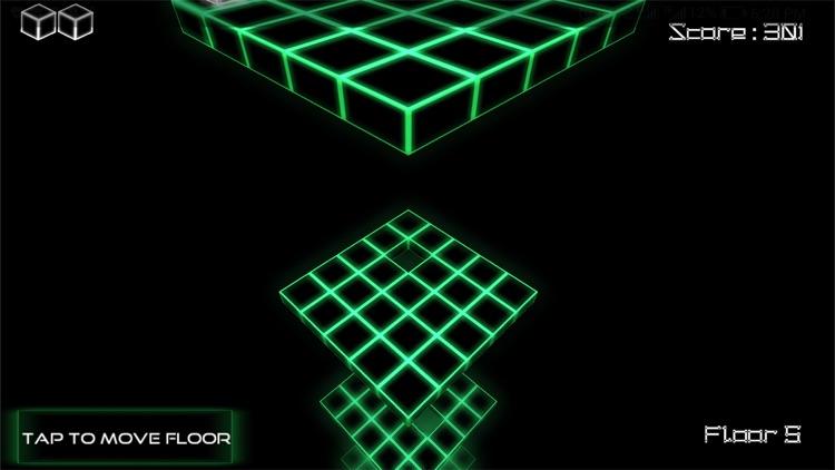 falldown 3d Matrix Puzzle screenshot-3