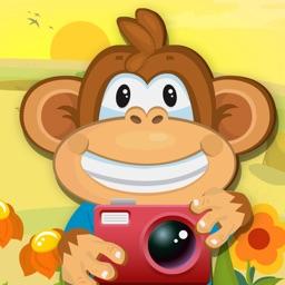 Kiko Photo – game - camera for kids
