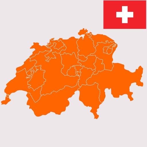 Swiss Canton Quizzes