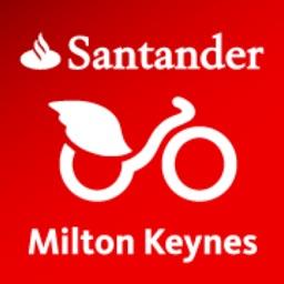 Santander Cycles MK
