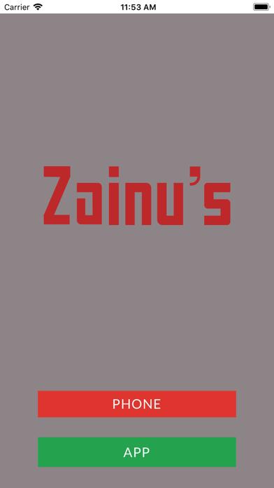 Zainus screenshot one