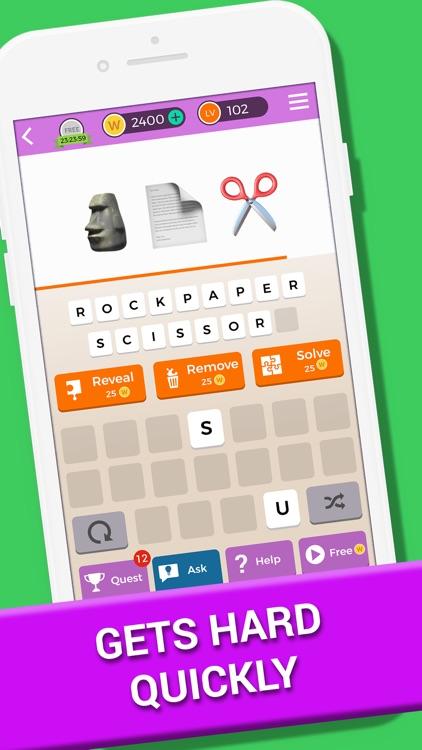 Guess Up Emoji : Guess Emoji screenshot-3