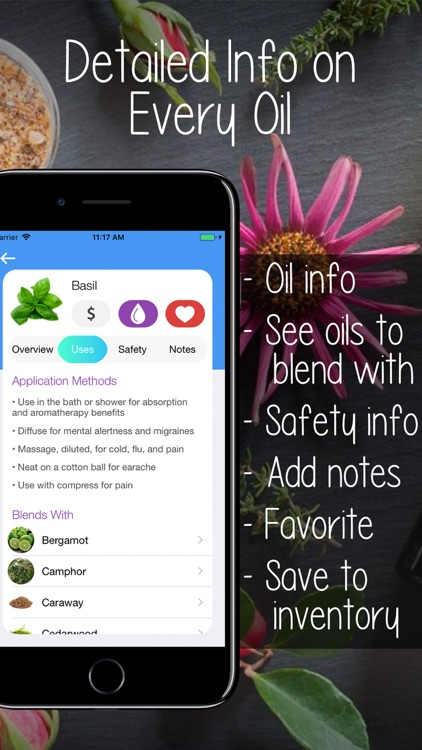Essential Oils Guide - MyEO