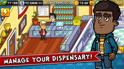 Screenshot 3 Weed Inc