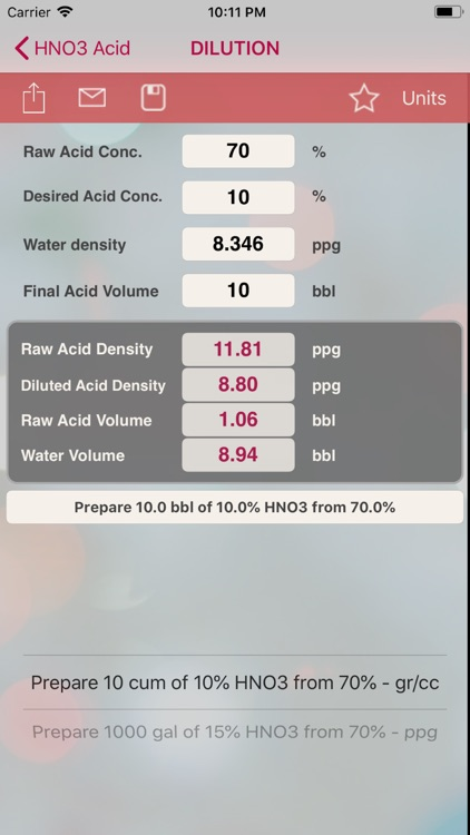 HNO3 Acid screenshot-1