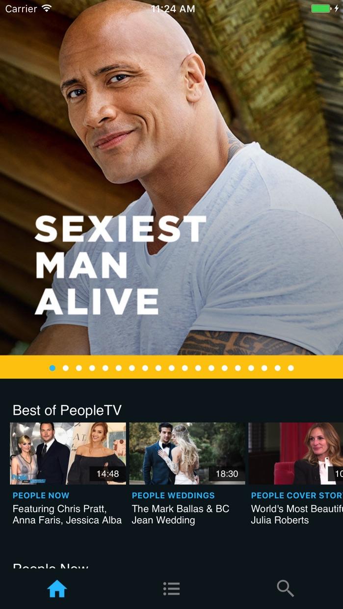 PeopleTV Screenshot