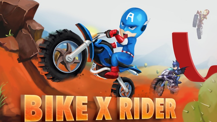 Bike X Rider-Motorcycle Games