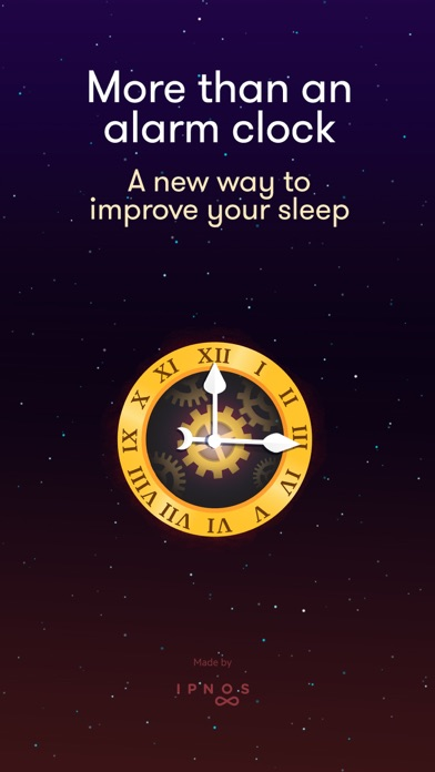 Alarm Clock Sleep Sounds Free: Guided Meditation for Relaxation Cycle, Hypnosis and insomnia screenshot