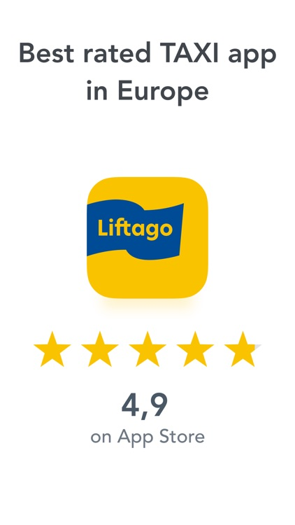 Liftago Taxi screenshot-3