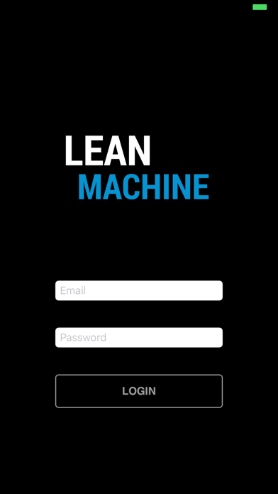 Lean Machine with Olly Rees screenshot one