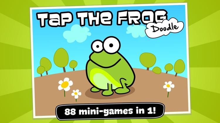 Tap the Frog: Doodle screenshot-0