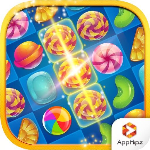 Miyujung Cookie Mania : Lollipop Match King iOS App