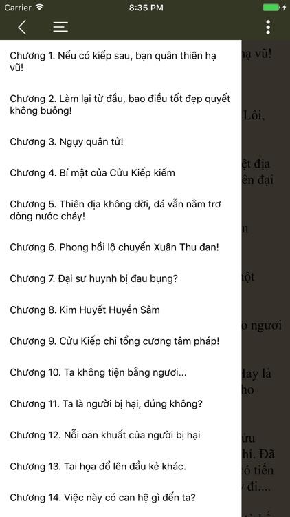 Truyện Của Tui screenshot-3