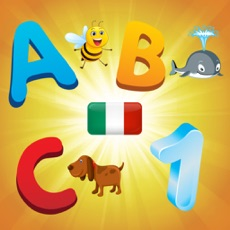 Activities of Italian Alphabet for Toddlers