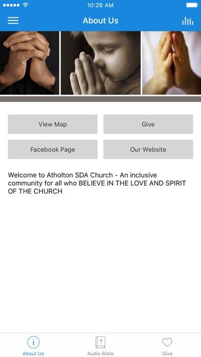 Atholton Adventist Church screenshot 1