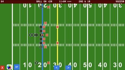 X vs O Footballのおすすめ画像1