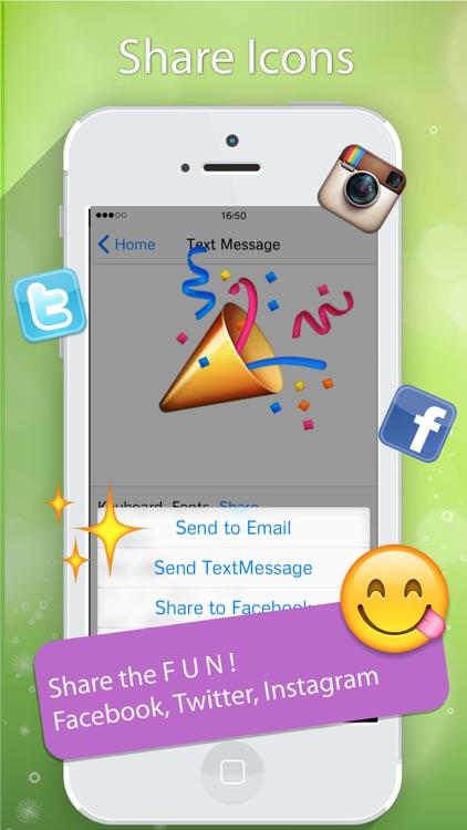 Emoji Emoticons Text Pic Art & New Stickers 2017 screenshot-3