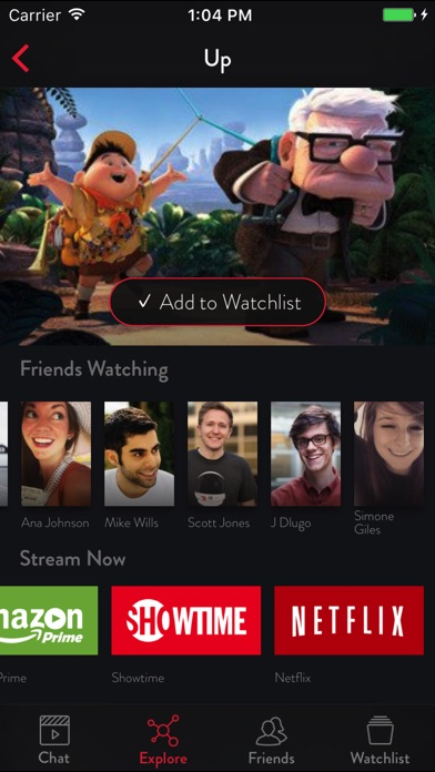 Movies with Friends Plus for Netflix Screenshot