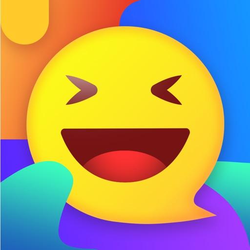 Emoji Space - Sticker and Font