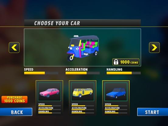 Kids Extreme Car Race 2018 screenshot 9