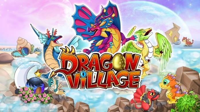 Dragon Village -A City Builder Screenshot