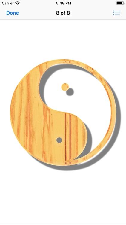 Yinyang Stickers screenshot-8